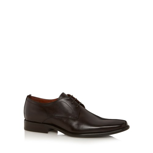 J By Jasper Conran Mens Designer Chocolate Leather for sale  Delivered anywhere in UK