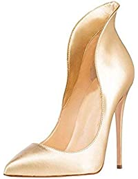 5 Sandalias Mujer Amazon Cerradas es Zapatos 39 Para 4qnX6Z