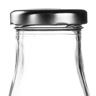 Artis GL161Silver Gap für Mini Milch Flaschen (18Stück)