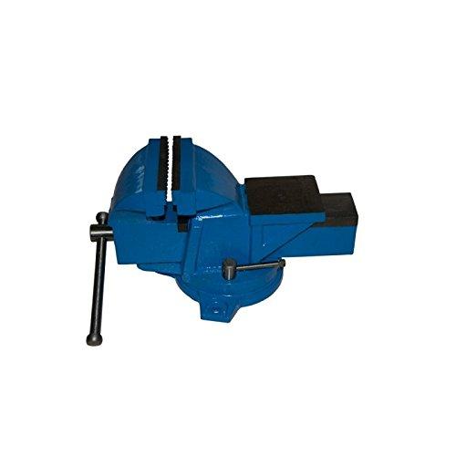 Preisvergleich Produktbild Schraubstock Drehbar Amboss 125MM