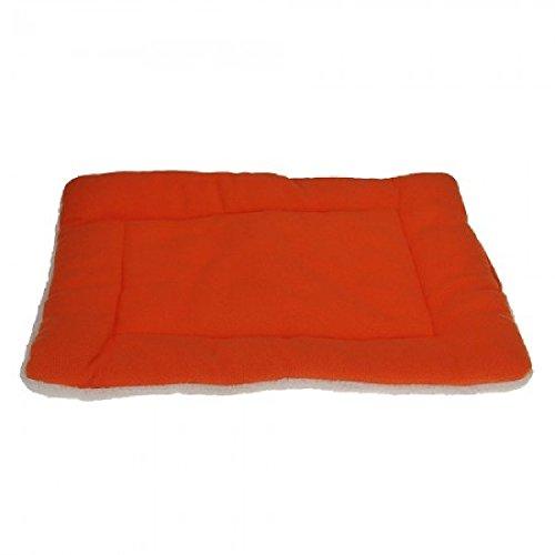 Tapis de petit animal pour lit cage pour voiture pour chien chenil Maison S doux nid chaud carré