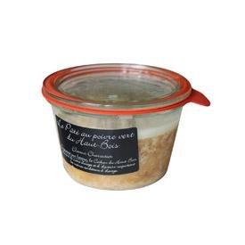 Carré de bœuf - Charcuterie - Terrine - Pâté au poivre vert - 250 g - Livraison en colis réfrigéré 48h