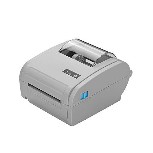 9210U Multifunktions-Desktop 110 mm Thermopapierdrucker Barcode-Etikettendrucker USB BT-Kommunikationsschnittstelle Etikettendrucker für die Lagerhaltung Fertigungsindustrie Probenbeschriftung