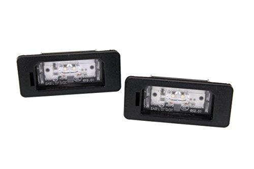 Original LED Kennzeichenleuchten Beleuchtung Nummernschildbeleuchtung 1er 2er 3er 4er 5er X1 X3 X4 X5 X6