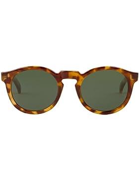 MR.BOHO, High-Contrast tortoise jordaan with classical lenses - Gafas De Sol unisex multicolor (carey), talla...