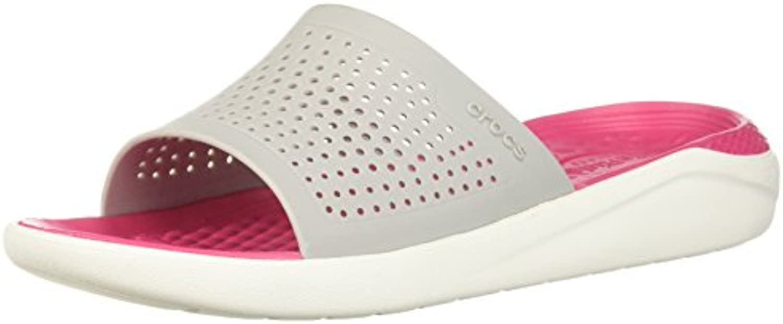 13636b70b5b1d1 Crocs LiteRide LiteRide LiteRide Slide 205183-462 Adulte (Homme OU Femme)  Chaussures de SportB074F87DTKParent | Beau Design 1dab05
