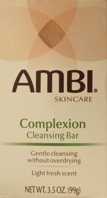 Ambi Cleansing Bar Soap complex 100 g (Pack of 6) (Bath Soap Bar)
