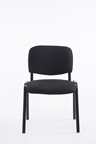 Clp sedia per sala d 39 attesa xl sedie impilabili ken con for Sedie attesa ufficio