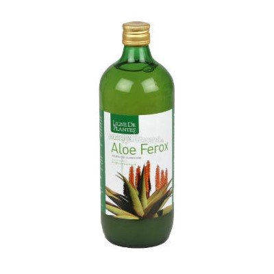 Aloe Ferox Succo Biologico 1 Litro - Ligne de Plantes