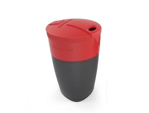 light-my-fire-tazza-pieghevole-pack-up-cup-per-camping-e-outdoor-rosso-rot-taglia-unica