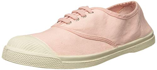 Bensimon Tennis Lacets, Baskets Femmes, Rose (Rose...