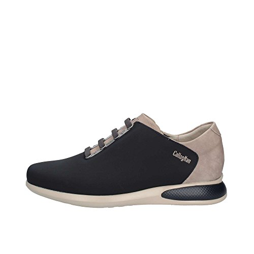 Callaghan Chaussures Hommes Baskets Basses 11900 Bleu / gris