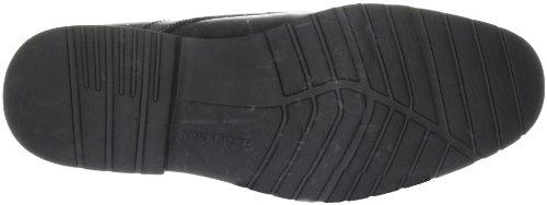 Rockport Oak Circle K60041, Chaussures basses homme Noir black