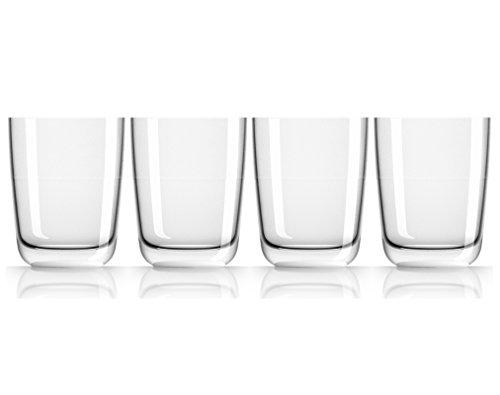 Palm 15387 Longdrink-Glas Marc Newson 425 ml, 4-er Set, weiß