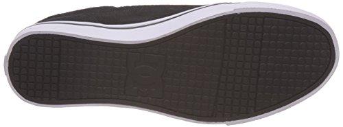 DC Shoes Tonik W Xe, Sneakers Basses Femme Noir (Bsm)