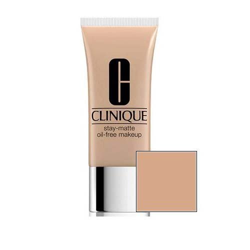 Clinique Stay-matte Oil-free Smooth, Natural-looking Makeup Foundation - Stays Fresh (4 Creamwhip) by Illuminations