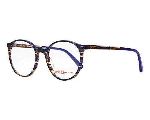 Etnia Barcelona Brille (NARA-19 HVBL) Acetate Kunststoff havana blau
