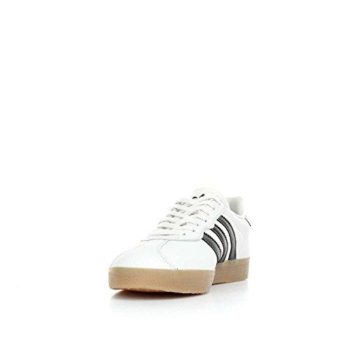 adidas Gazelle Super, Scarpe da Ginnastica Basse Uomo Bianco