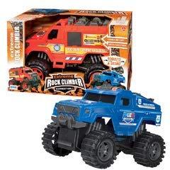 RSTOYS 10543-Jeep Off-Road Medios de Emergencia Gigantes de Embrague, 10543