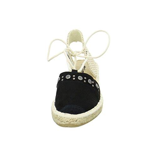 Tamaris  1-1-24308-26-033, Sandales pour femme Black/Beige