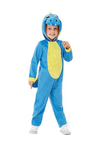 Smiffys 47710T1 Dinosaurierkostüm für Kleinkinder, Unisex (Kleinkind T-rex Kostüm)