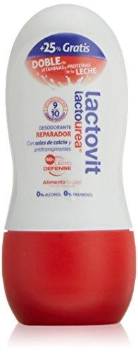 Lactovit Lacto-Urea Reparador Roll-On - Desodorante