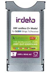 Estro ORF DIGITAL DIREKT cardless Dual Decode CI+ Modul mit integrierter ORF Karte