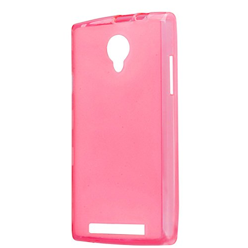 Guran® Silicona Funda Carcasa para THL T6C T6 T6S T6 Pro Smartphone TPU Bumper Shock case Cover-rosa