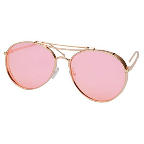Verdicken Farbe Film Reflective polarisierten Sonnenbrillen Kirsche