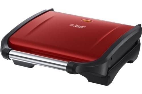 Russell Hobbs Flame Red - barbecues & grills (Tabletop, Black, Red, Square)