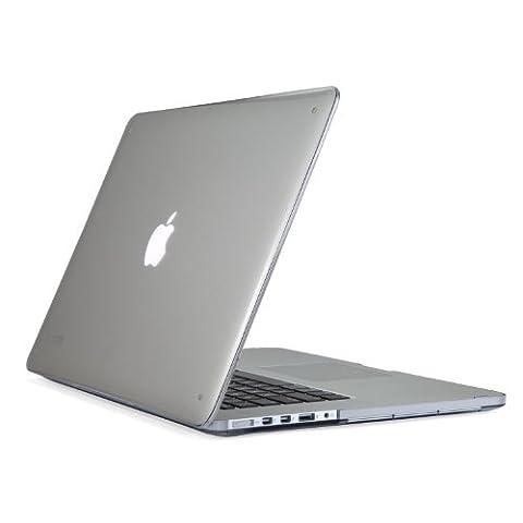 Speck 71602-1212 SeeThru - Coque pour MacBook Pro avec Écran Retina 15 pouces (Ancienne Version), Transparent
