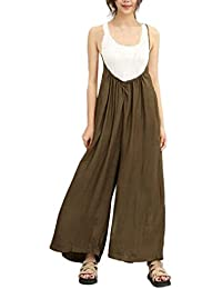 62c33de8fc629 Amazon.co.uk  Brown - Dungarees   Women  Clothing