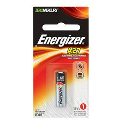 Elektromaterial Angemessen Energizer A27 L828 Alkali Mangan 12 Volt 2er Stück Blister
