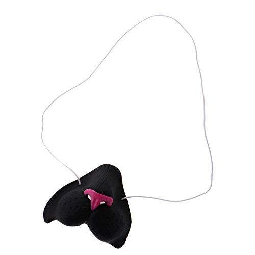 - Einheitsgröße - Latex Nasen für Karneval Fasching Hexenkostüm (Nase Katze)