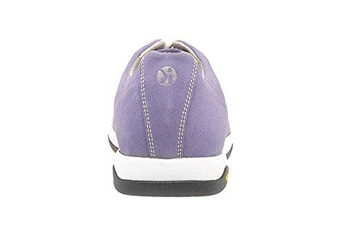 Akron - 3195 Focus - chaussure en Suede Violet