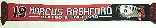 Marcus Rashford United Player bufanda