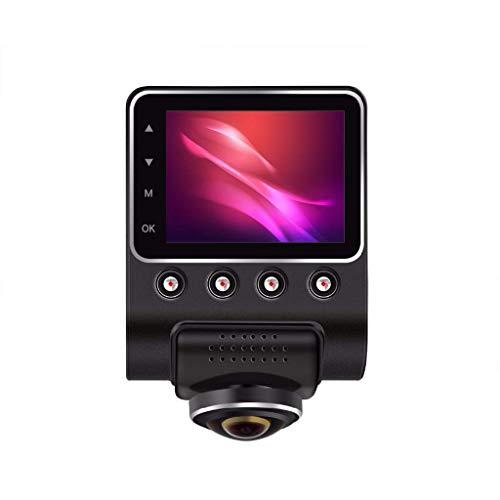 LWTOP Auto-Kamera automatische hintere Panorama-360-Grad-Fahren Recorder versteckt HD-Nachtsicht WiFi volle Parkplatz Überwachung Fahrzeug