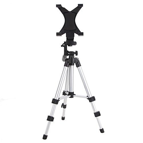 BESTVECH Professional Camera Tripod Stand Holder For iPhone iPad Samsung GALAXY TabG