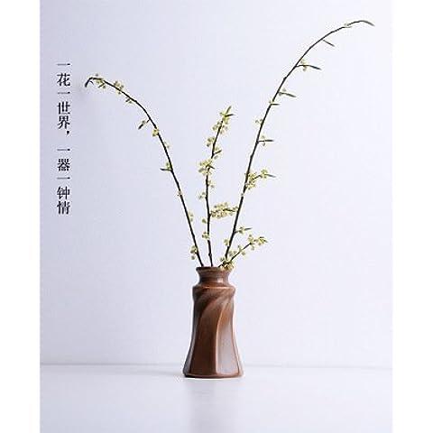 Swing di ceramica plug-vasi di fiore ,009- arti contemporanee e
