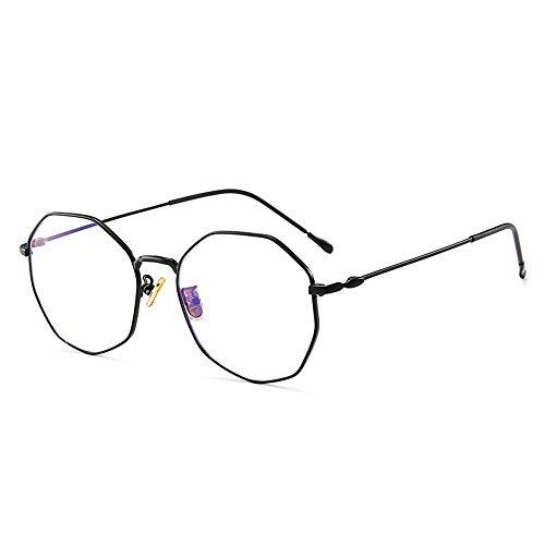Sonnenbrillen für Damen The Big Blue Glasses Frame Flat Glass Frame waren Männer und Frauen Lue Shading-Brille, Anti-Glare-Müdigkeit, Kopfschmerzen, Augenermüdung, Computer / mobile Schutzbrille Zum F