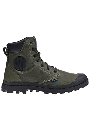 Palladium Pampa Sport Cuff WP Black Army Green/Black