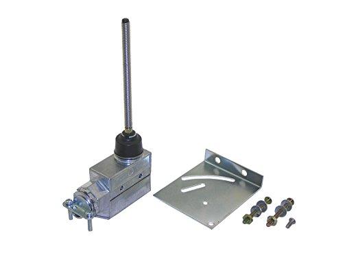 Total Source 3661343007117Backup Alarm Schalter, Metall Gehäuse, wasserbeständig, max 10A (Metall-endschalter)