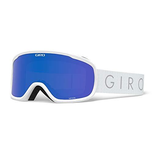Giro Moxie Skibrille, White, One Size