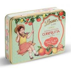 Gelatine di Frutta Cubifrutta - Leone - Frutti del sole