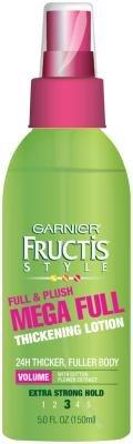 Garnier Fructis Full & Plush Mega Full Thickening Lotion (142GM, Pack of 2)