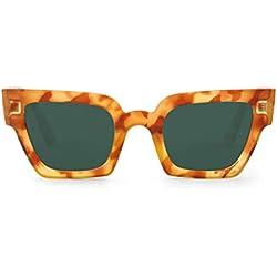 Mr. Boho | Frelard | Caramel - Gafas de sol para hombre y mujer