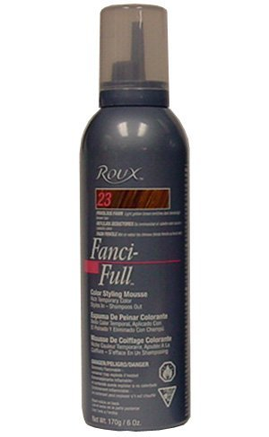 Roux Fanci Full Mousse #23 Frivilous Fawn 6 oz by Roux -