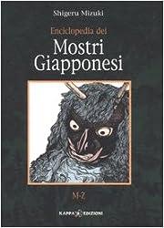 31eTGzJfMeL. SL250  I 5 migliori libri sui mostri e demoni giapponesi