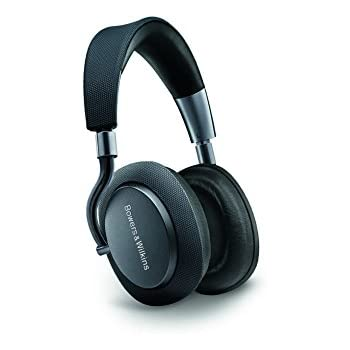 Bowers & Wilkins PX Wireless Headphones, Noise Cancelling - Space Grey