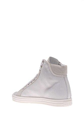 Hogan Rebel Femme Sneaker haute HXW1820I6508GZB001 R182 col imbottit Sneaker High Blanc